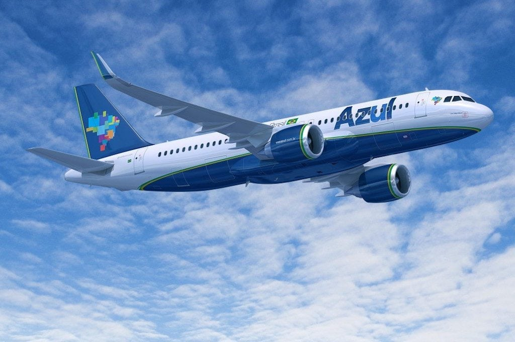 JetBlue Founder Neeleman Sees Turnaround at Brazil's Azul and Portugal's TAP