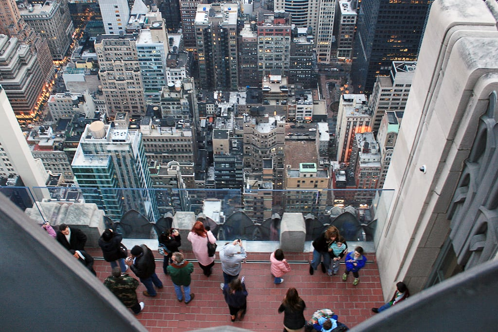 Tourists Vs. Locals in New York City: Who Goes Where