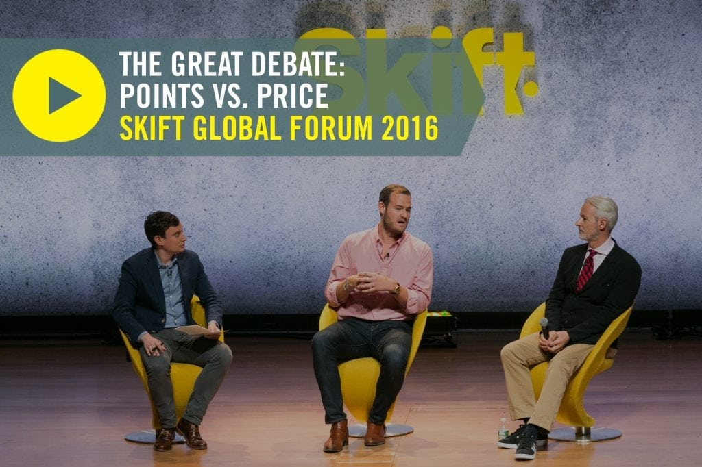 Video: Points Guy and Airfarewatchdog Debate the State of Loyalty