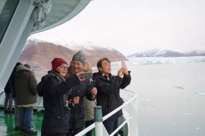 Large Cruise Ships in the Arctic Prompt Calls for Regulation