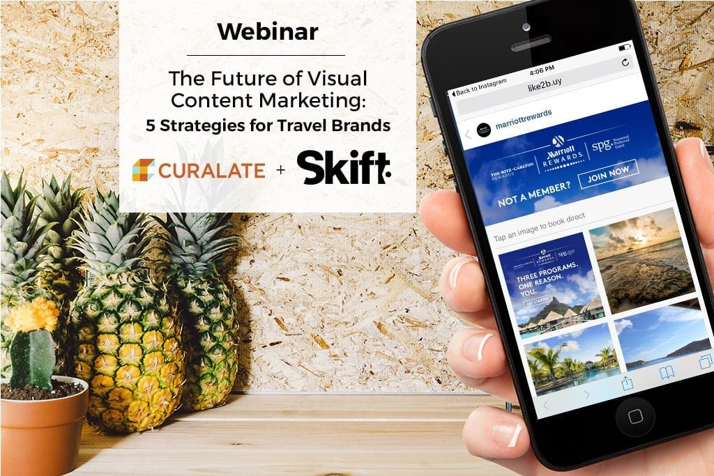 The Future of Visual Content Marketing: 5 Strategies for Travel Brands