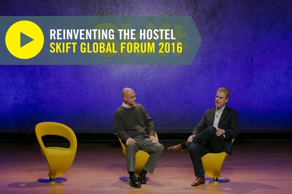 Video: Generator Hostels CEO on Reinventing the Budget Guest Experience