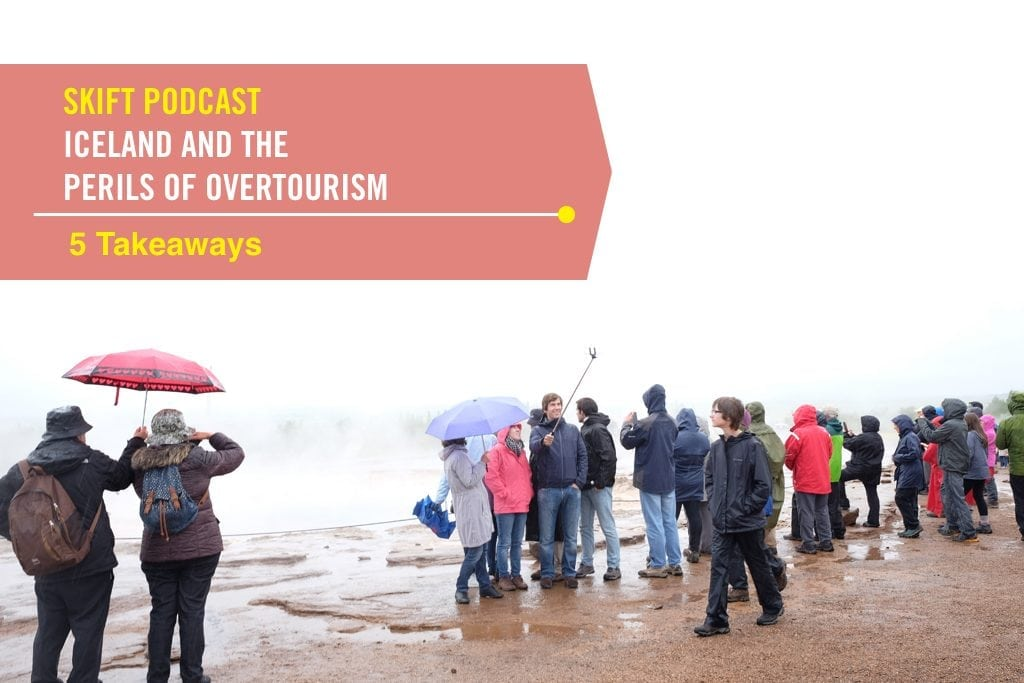 5 Lessons From Iceland and the Perils of Overtourism