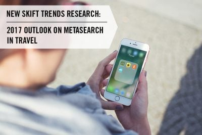 New Skift Trends Research: 2017 Outlook on Metasearch in Travel