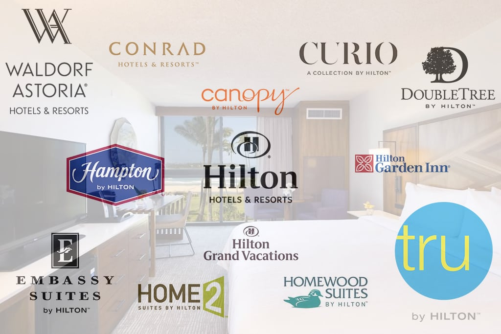 Every One of Hilton's 13 Hotel Brands, Explained