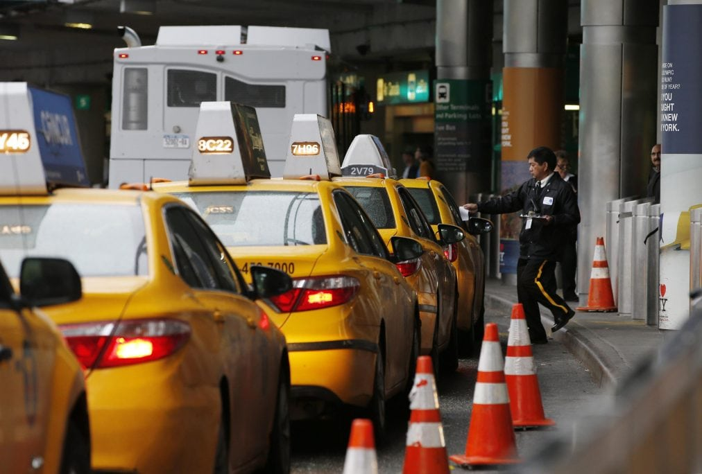 50 U.S. Airports Tack on $183 Million for Taxi Rides Home