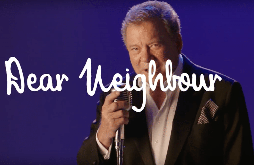 William Shatner Is Selling Montreal Tourism in New Facebook Ad Campaign