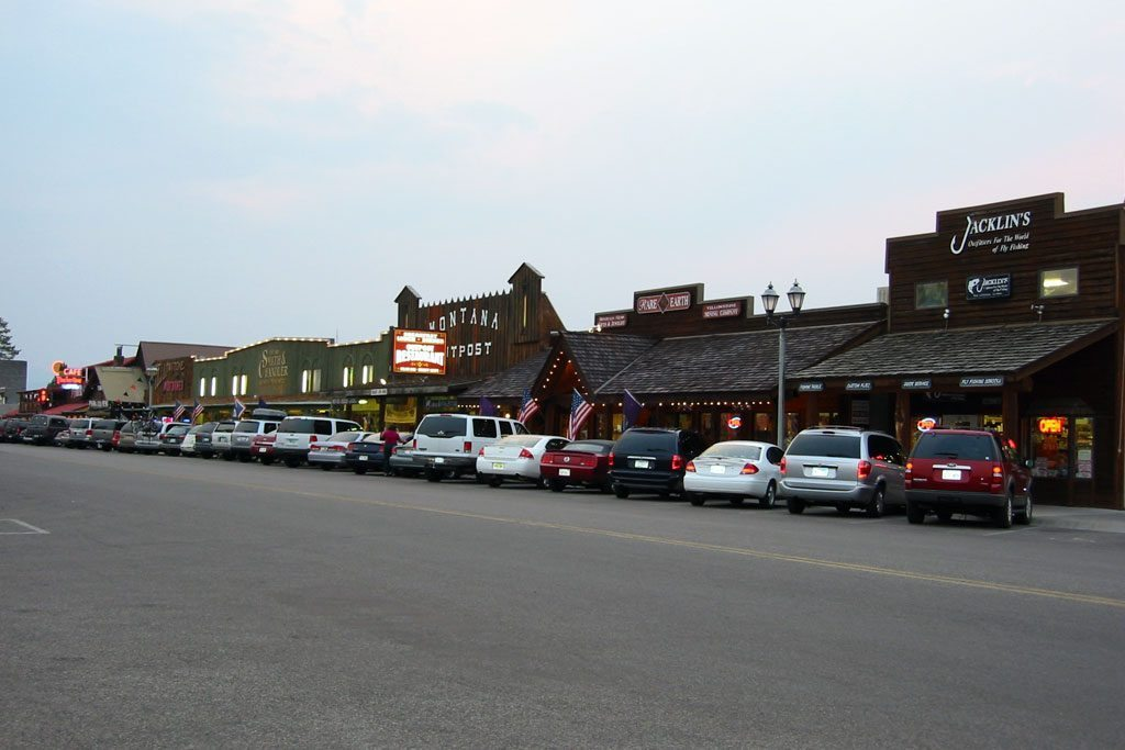 West Yellowstone is one of the gateway resort towns of Montana whose workers are being priced out of homes.