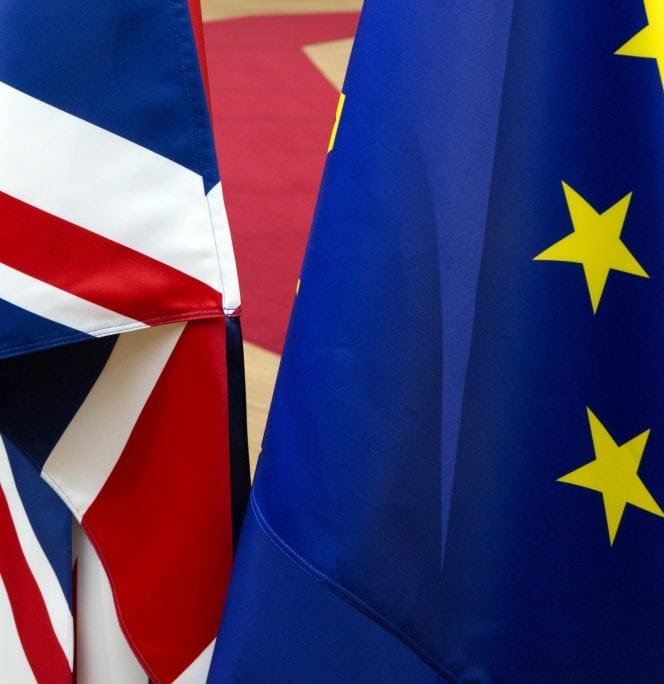 Britain Begins Brexit Talks with the European Union March 29