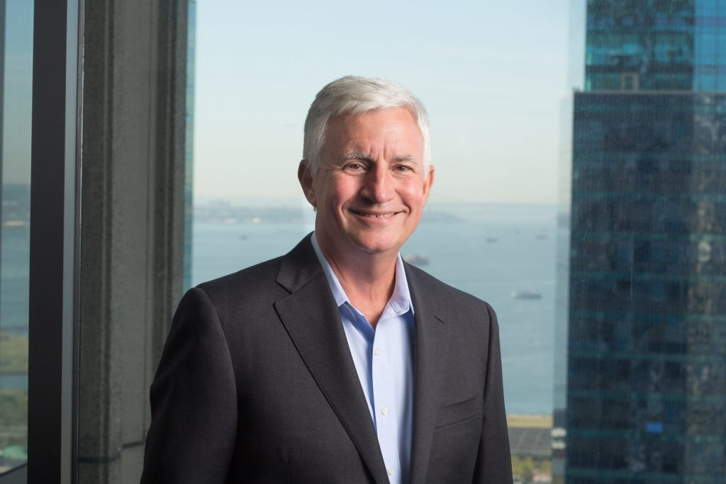 Doug Anderson was named CEO of American Express Global Business Travel in August.