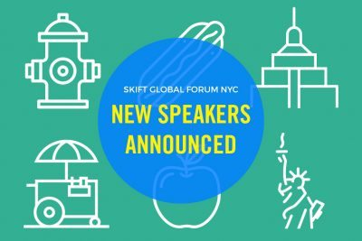 New Speakers Join the Skift Global Forum Lineup