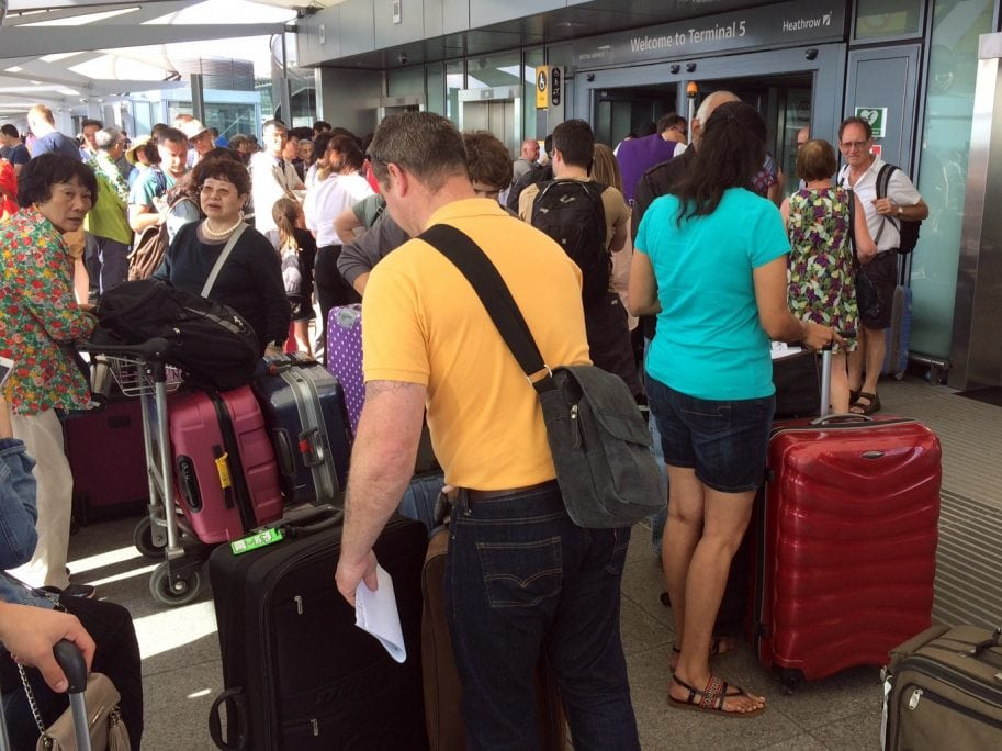 British Airways and Iberia Flyers Face Third Day of Cancellations, Delays