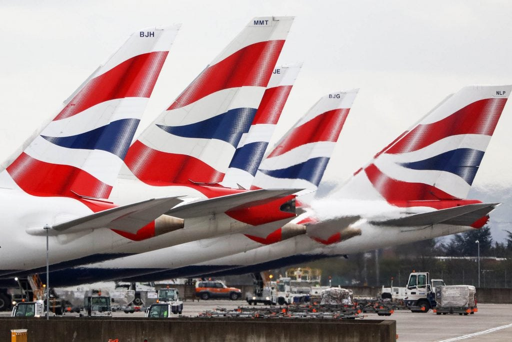 Labor Wants a Bigger Slice of British Airways' Profits