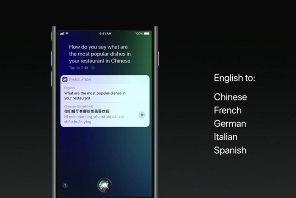 Apple Talks Up Enhancements to Its Translation and Mapping Tools