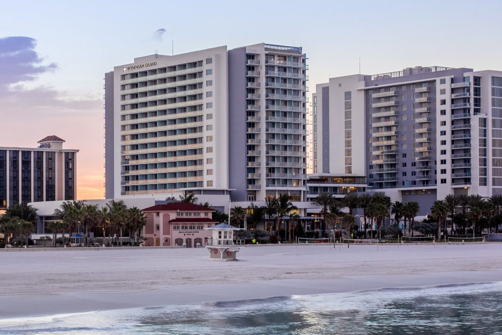 Wyndham Rewards is debuting auctions in which members of the loyalty program can bid on stays at places like the Wyndham Grand Clearwater Beach or for experiences like Jennifer Lopez's running show at Planet Hollywood in Las Vegas.