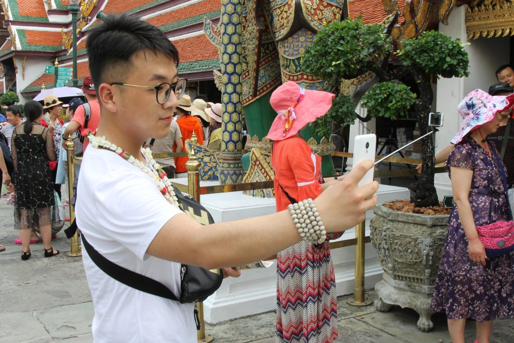Chinese Tourism to Thailand Plunges Due to Economic Slowdown