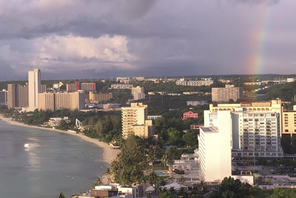 Guam Tourism Going Strong Despite Being in North Korea Crosshairs