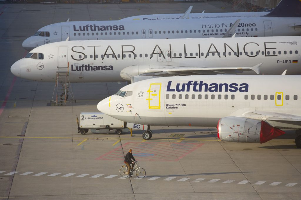 Lufthansa Will Resume Flying to More Cities But With Fewer Flights