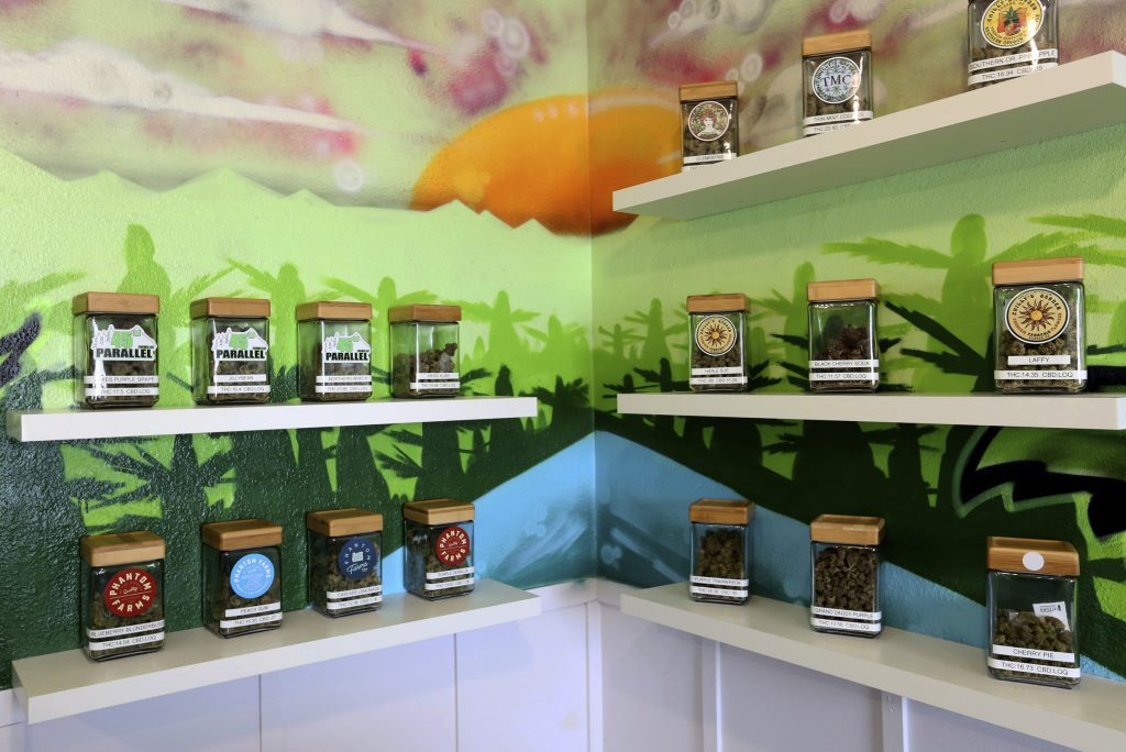 Pot Tourism Hasn't Changed the Oregon Economy But It's an Ancillary Service