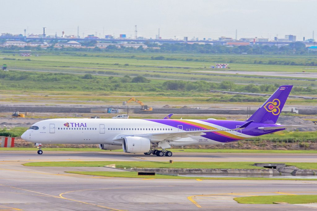 Thai Airways Chairman Quits as Losses Double