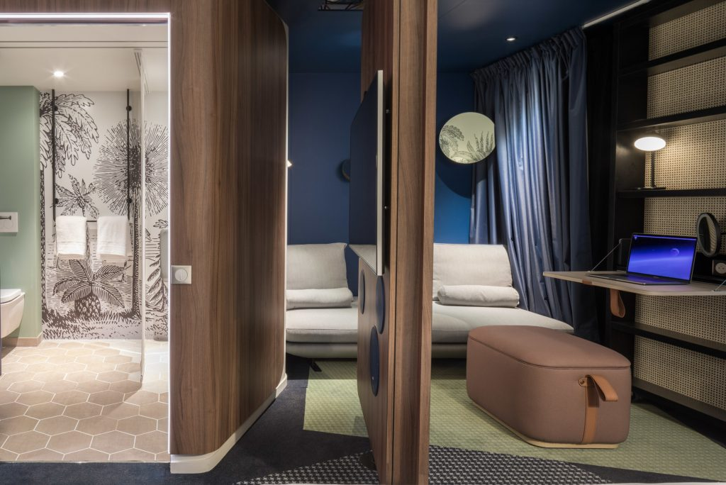 AccorHotels Is Working on a Smart Room That's Accessible and Personalized