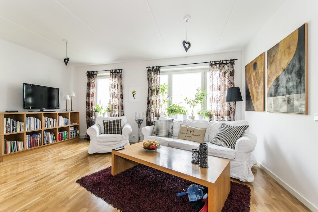 An Airbnb listing in Sweden. A new report from Morgan Stanley suggests slowing adoption/usage of Airbnb in the U.S. and Europe.