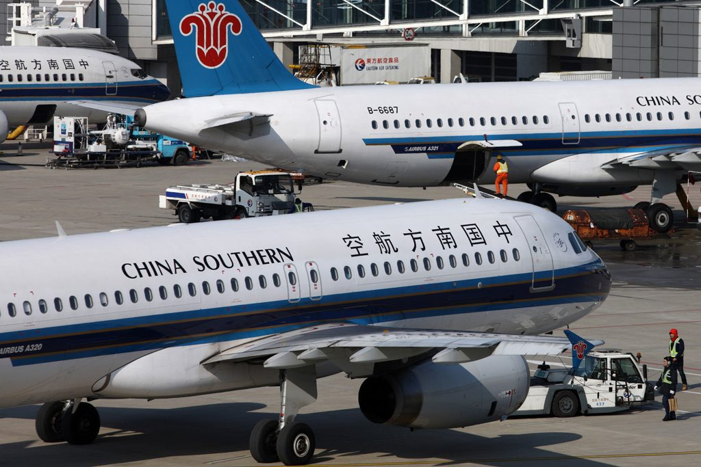 Chinese Airlines Hamstrung Despite Spiking Demand
