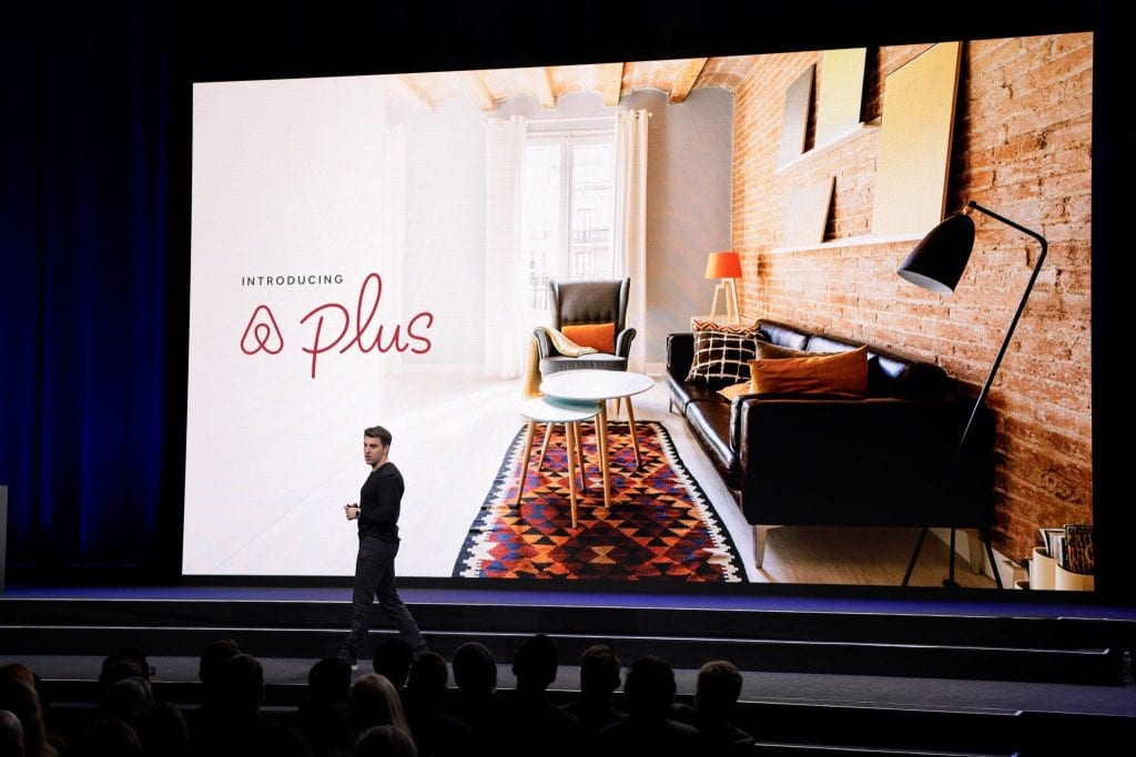 Airbnb Plus and Everything CEO Brian Chesky Just Announced