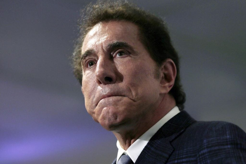 Probe Finds Wynn Executives Hid Sexual Harassment Claims Against CEO