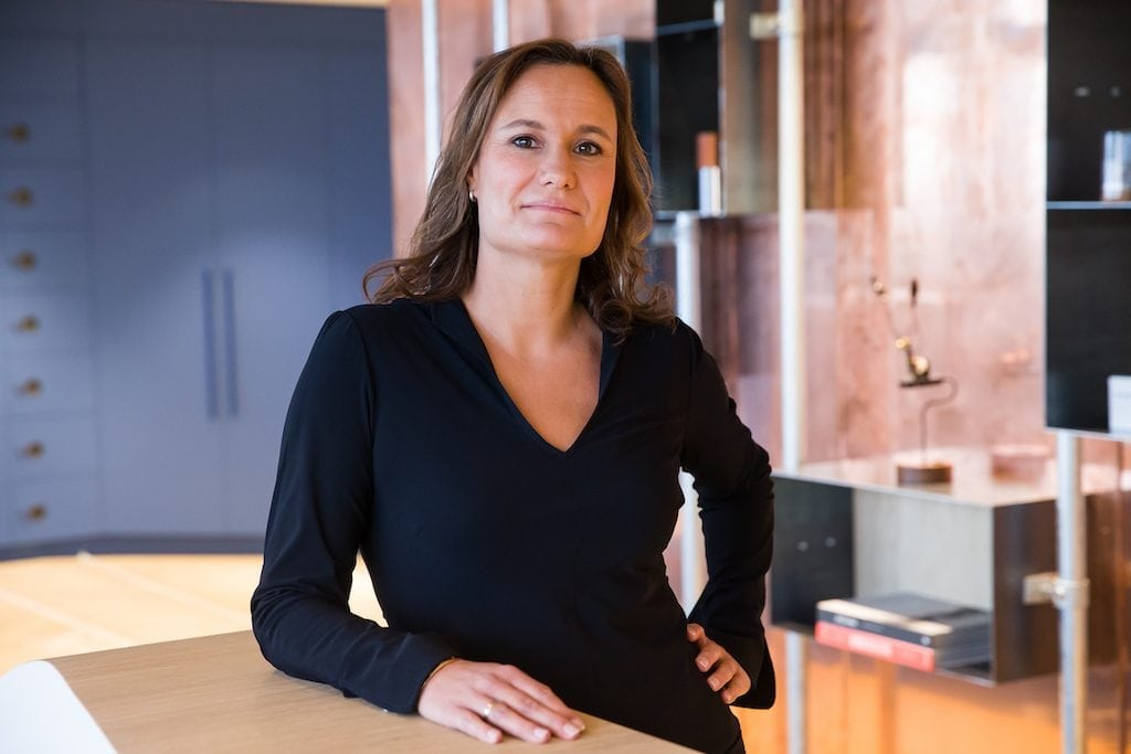 Booking CEO Gillian Tans Gets a Ctrip Board Seat