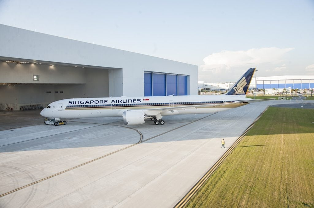 Boeing's Newest Dreamliner Is More of a Regional Aircraft Than Its Predecessors