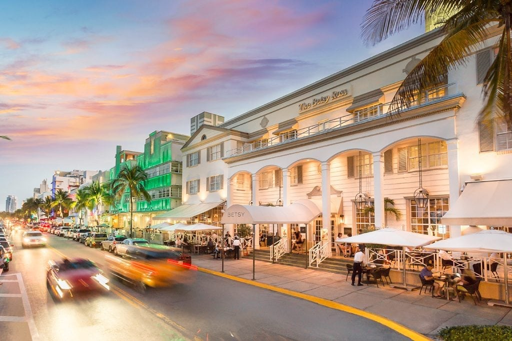 The Betsy Hotel in South Beach, Miami, is one of several hotels that has tapped tech company Curacity to help find out when and how customers were influenced by their marketing efforts. Curacity has raised additional funding.