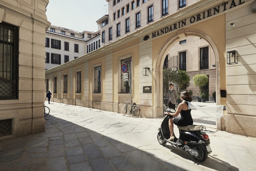The Mandarin Oriental Milan. Mandarin Oriental and other luxury hotel brands are investing in loyalty programs even as the luxury hotel landscape becomes more consolidated.