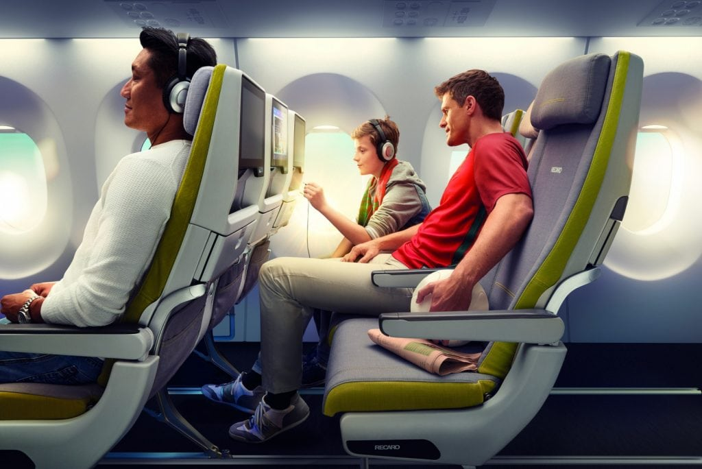 The Business of Passenger-Proofing Seats and Every Other Square Inch Inside a Plane
