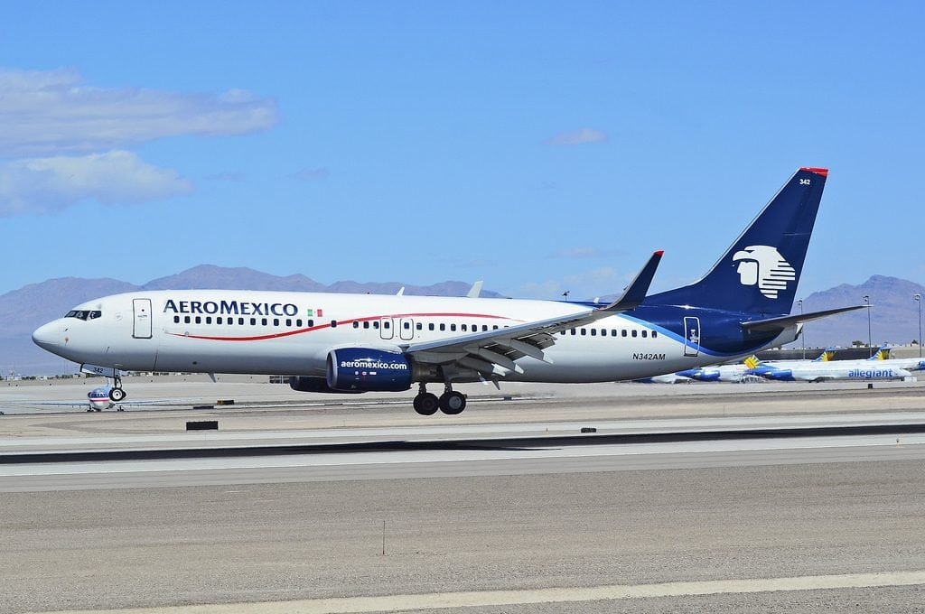 Aeromexico is getting a lifeline from its loyalty program.