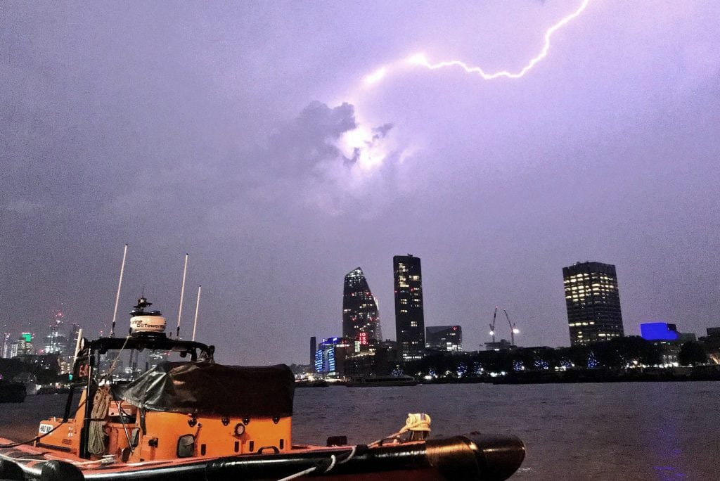 London Stansted Airport Subject to Flight Disruptions After UK Lightning Strikes