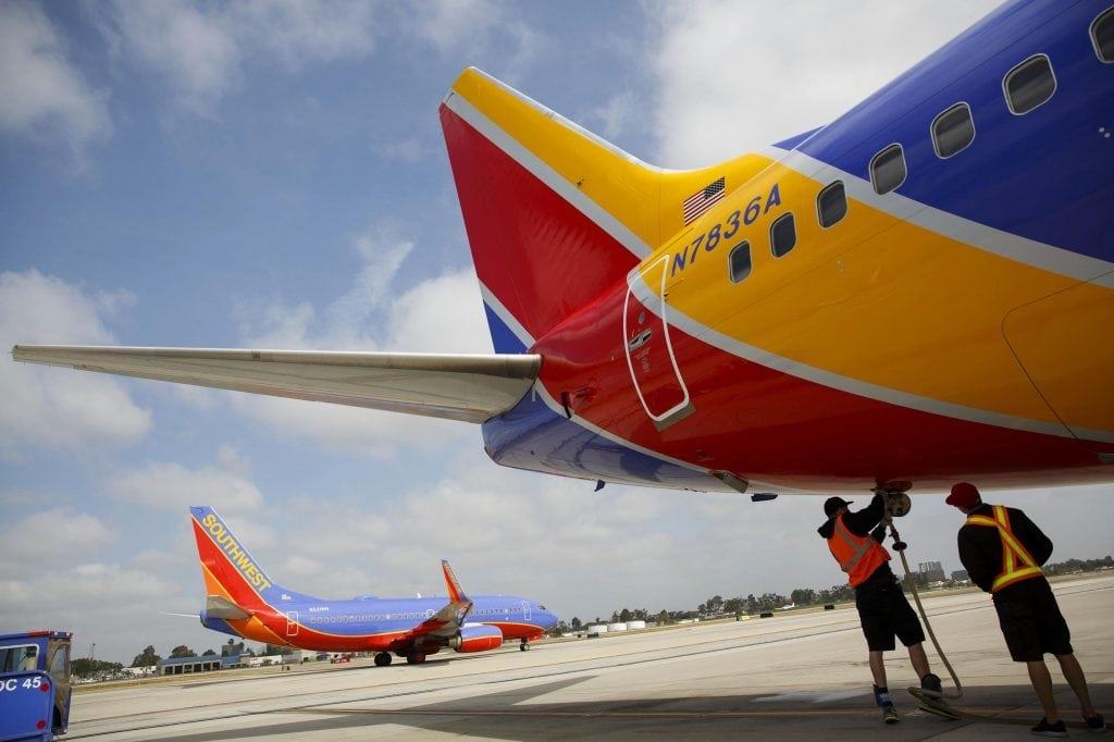 Fan blades on an engine that exploded on a Southwest jet leading to a passenger's death had been inspected seven time previously.