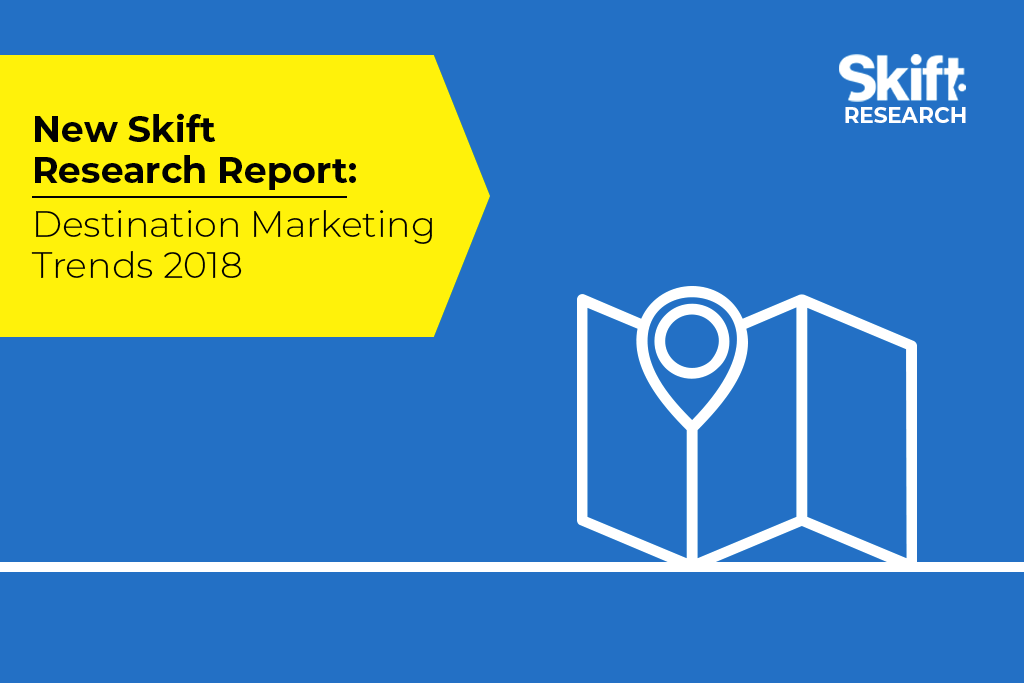 New Research Report: Destination Marketing Trends 2018