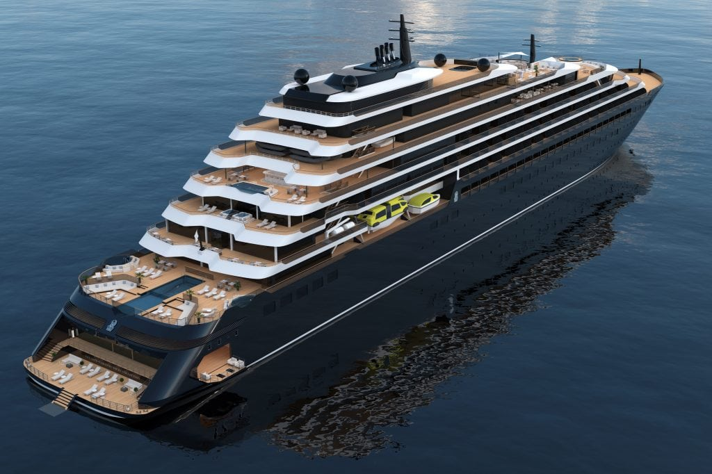 How the Ritz-Carlton at Sea Will Avoid the Bus-Route Nature of Cruising