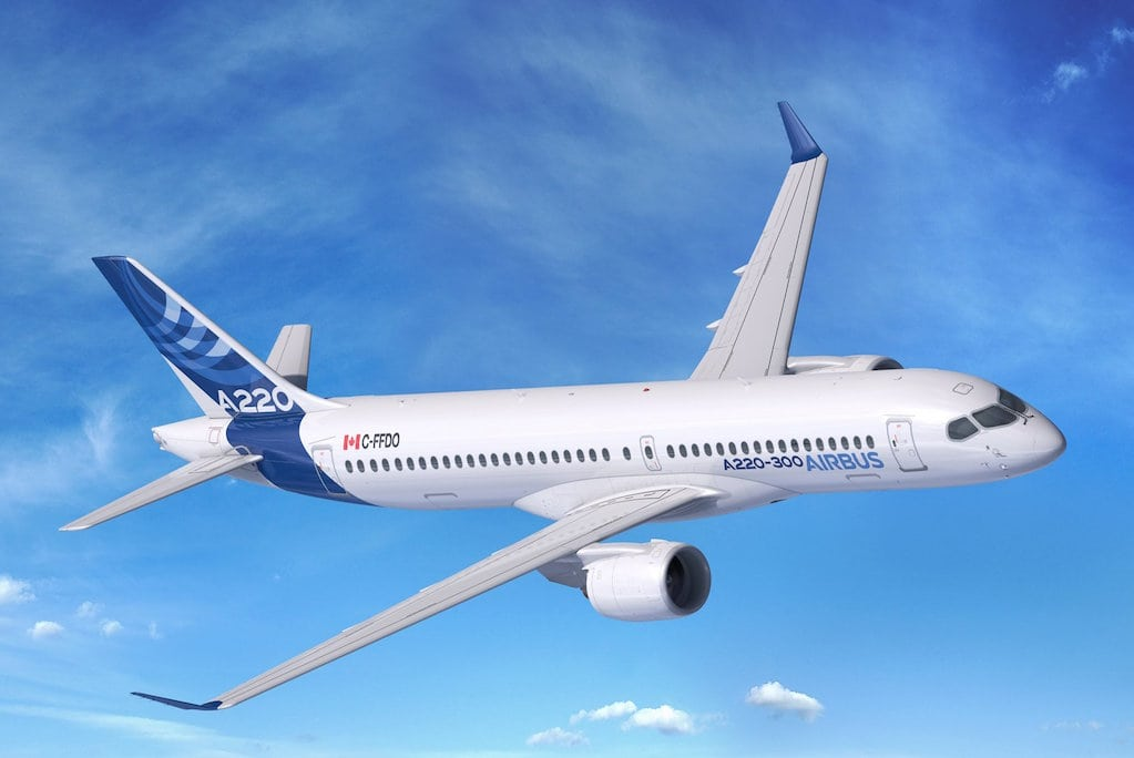 JetBlue Airways founder David Neeleman has agreed to a memorandum of understanding with Airbus for A220 jets to start his new U.S. airline.