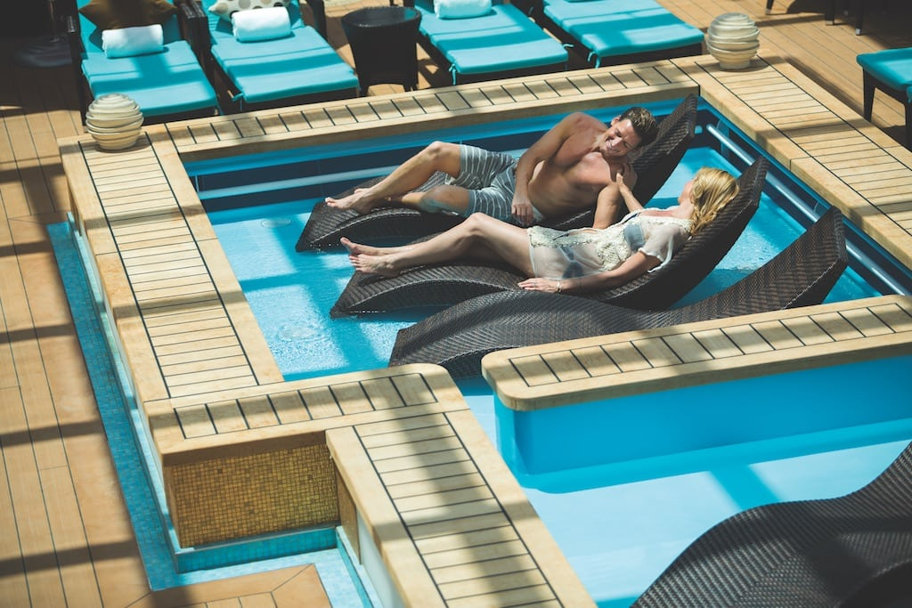 Cruise Lines Are Carving Out Exclusive Spaces for the Biggest Spenders