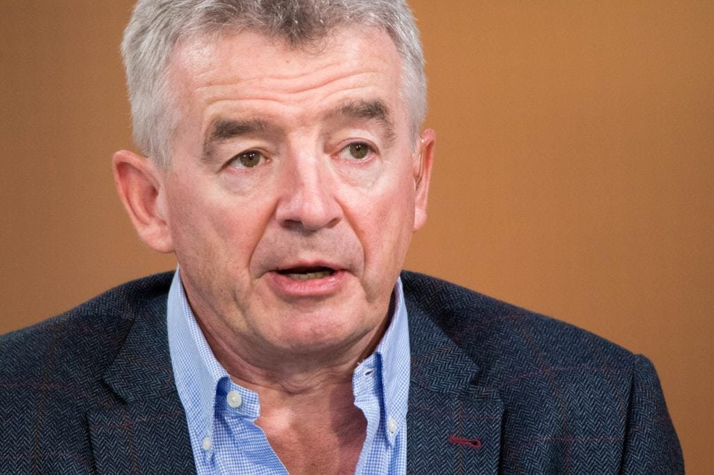 Ryanair Unions Accuse the Airline of Bullying