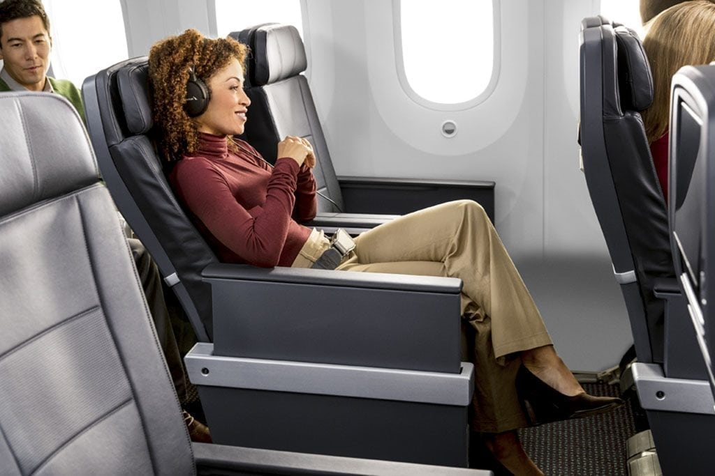American Airlines Elevates the In-Flight Experience with Premium Economy