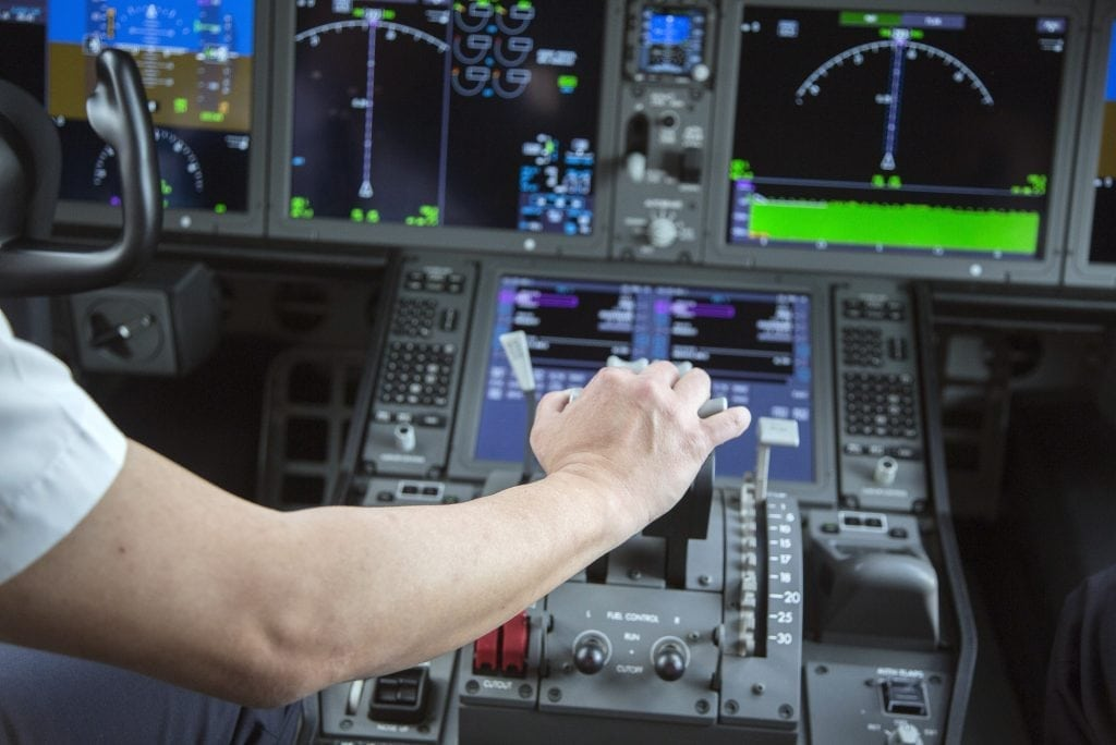 Poor Cockpit Air Quality Puts Pilots and Passengers at Risk