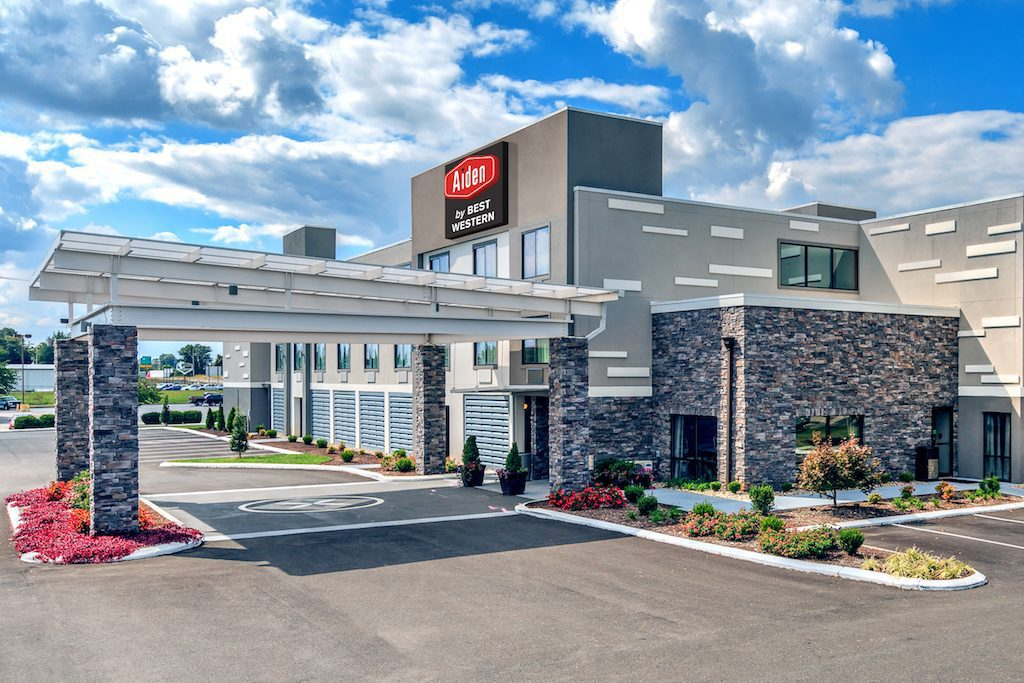 Best Western's push into the lifestyle hotel sector (pictured: Aiden by Best Western) signals an expansion of boutique-like hotels in the middle market of the industry.