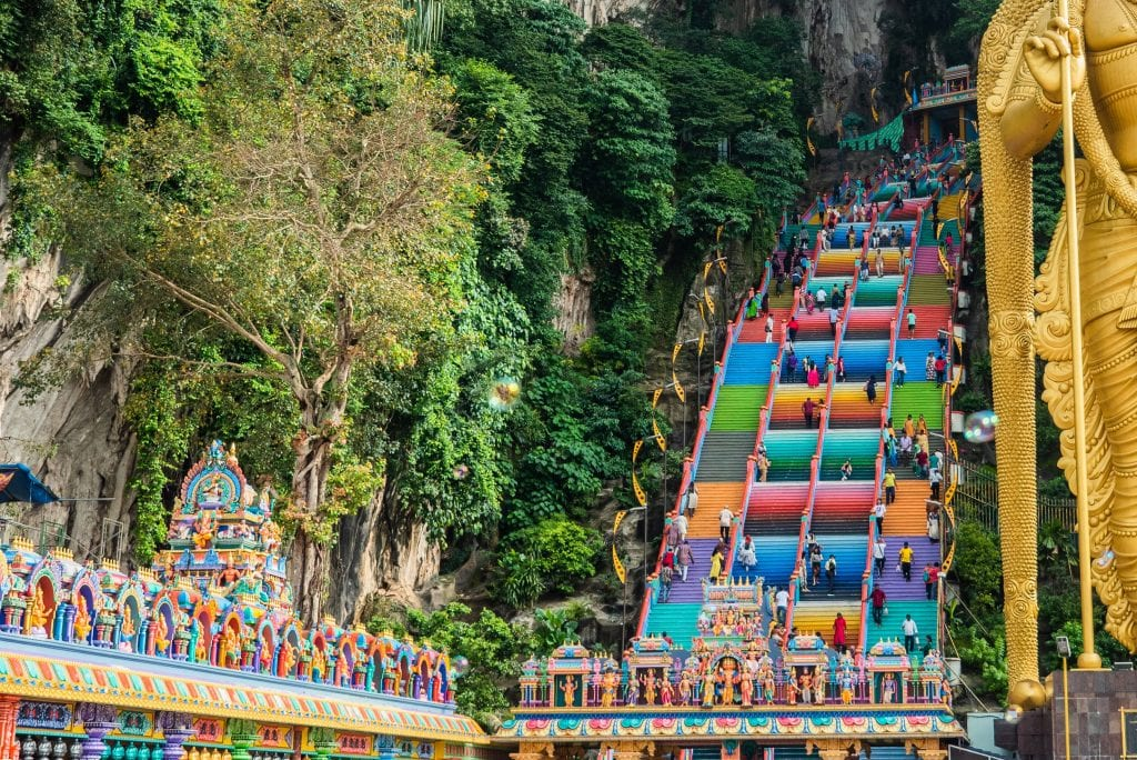 Kuala Lumpur's Batu Caves Reveal Heritage Tourism's Struggles in an Instagrammable World