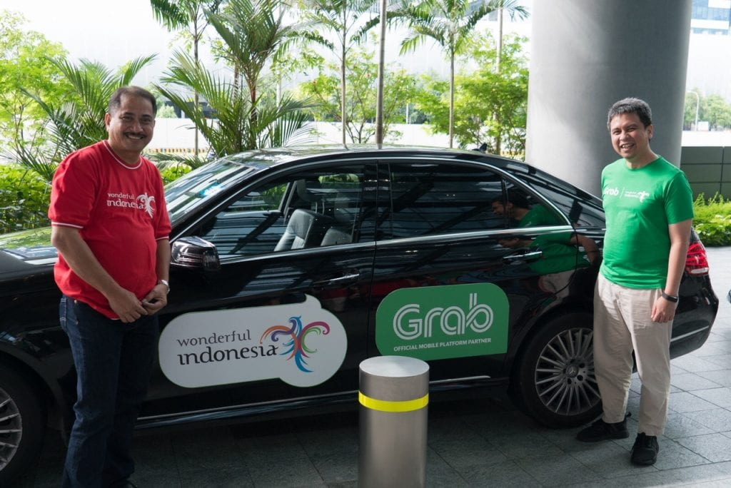 Grab's Tie-Up With Indonesia Tourism Gives a Glimpse of Ambitions Beyond Ridehailing