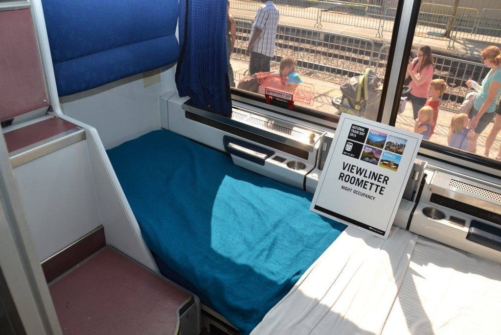 Amtrak Sleeper Car Attendant Brings Old-Fashioned Hospitality to the Rails