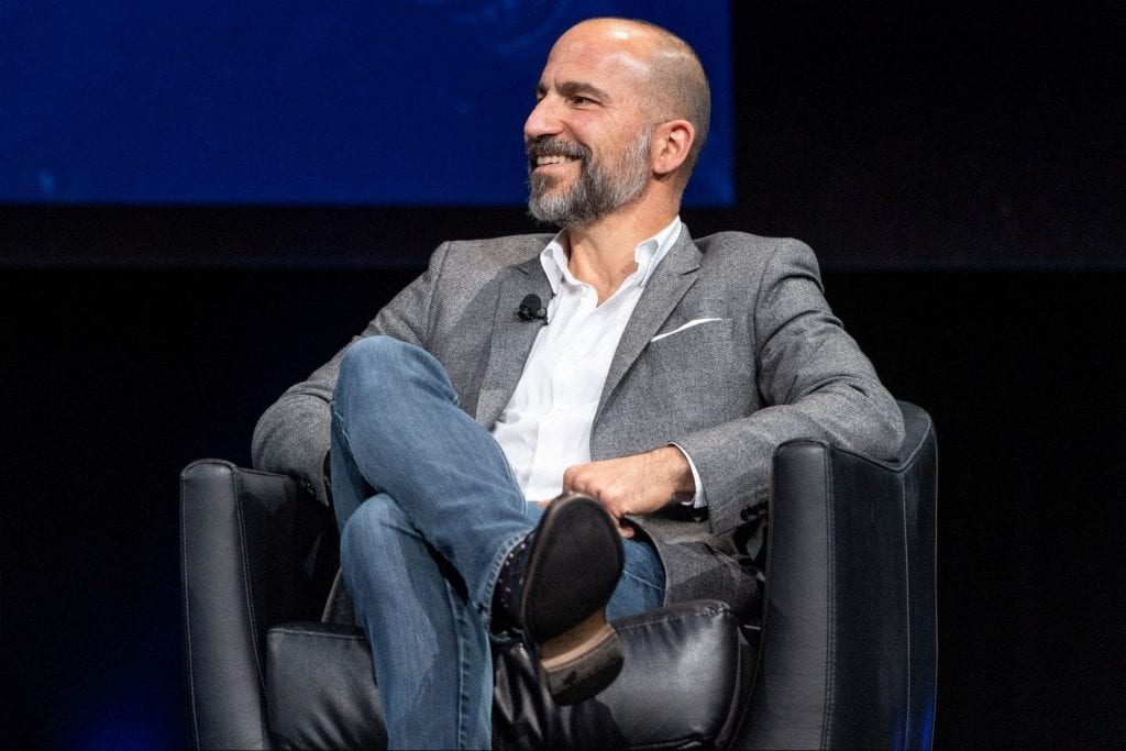 Uber CEO Hopes IPO Will Solve Its Saudi Arabia Investor Problem