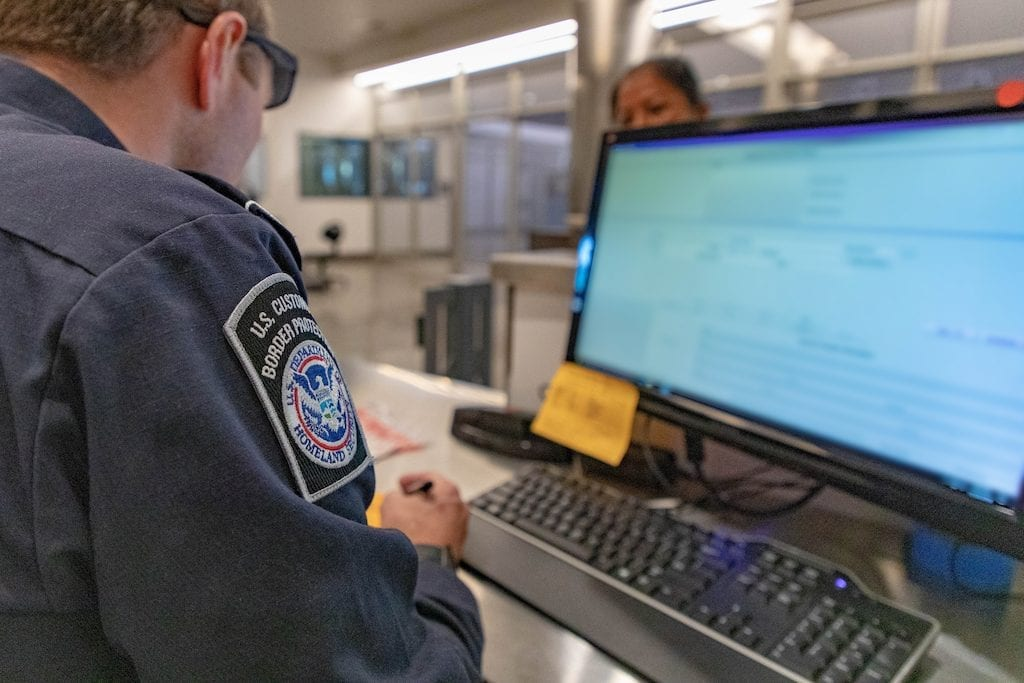 U.S. Customs Isn't Protecting Traveler Data After Electronic Searches